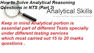 analytical reasoning online test